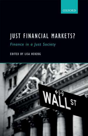 Just Financial Markets?