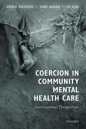 Coercion in Community Mental Health Care