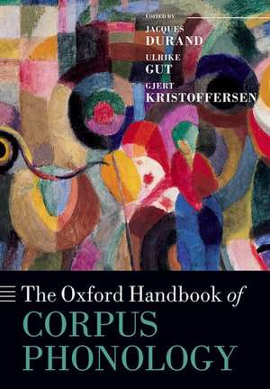 The Oxford Handbook of Corpus Phonology