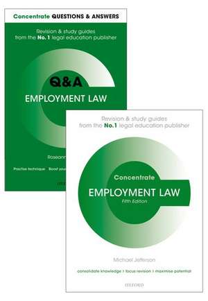 Employment Law Revision Pack