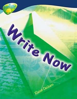 Oxford Reading Tree: Level 14: Treetops Non-Fiction: Write Now!