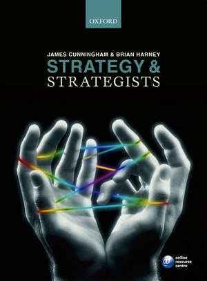 Strategy and Strategists de James Cunningham