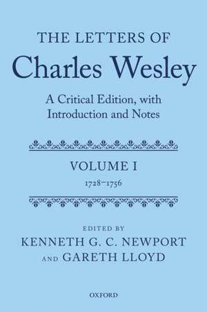 The Letters of Charles Wesley