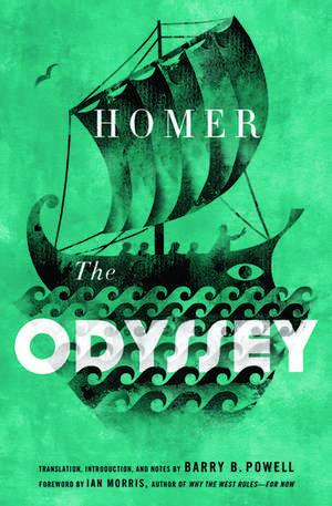 The Odyssey de Barry B. Powell