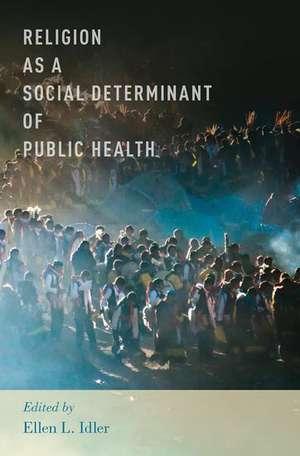 Religion as a Social Determinant of Public Health imagine