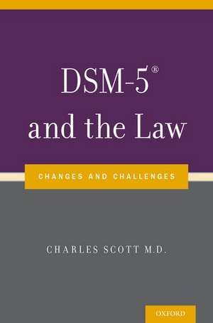 DSM-5® and the Law