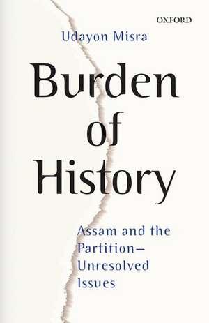 Burden of History