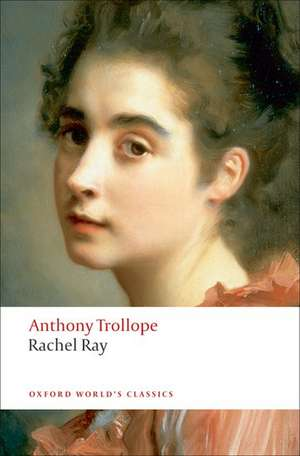 Rachel Ray de Anthony Trollope