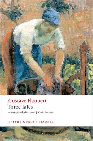 Three Tales de Gustave Flaubert