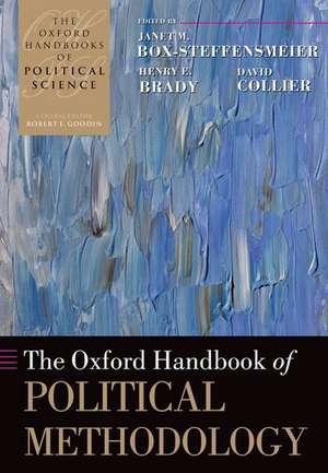 The Oxford Handbook of Political Methodology de Janet M. Box-Steffensmeier