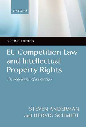 EU Competition Law and Intellectual Property Rights