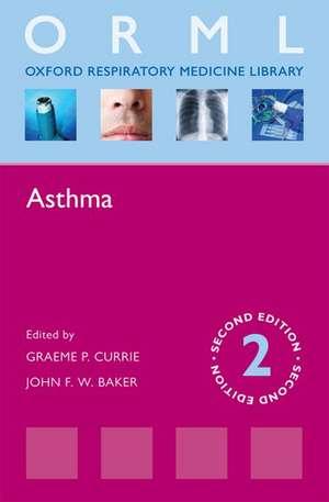 Asthma de Graeme P. Currie