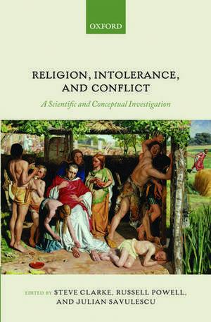 Religion, Intolerance, and Conflict imagine