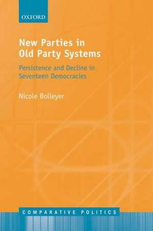 New Parties in Old Party Systems