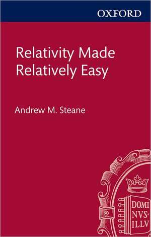 Relativity Made Relatively Easy
