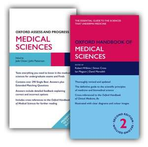Oxford Handbook Of Medical Sciences/oxford Assess And Progress
