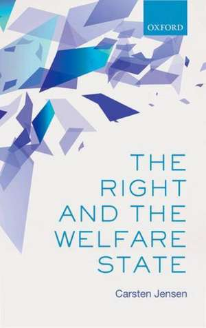 The Right and the Welfare State de Carsten Jensen