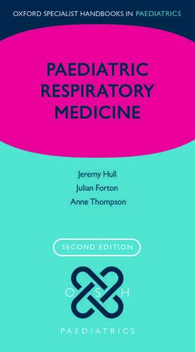 Paediatric Respiratory Medicine de Jeremy Hull