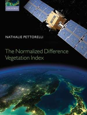 The Normalized Difference Vegetation Index imagine