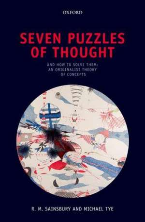 Seven Puzzles of Thought