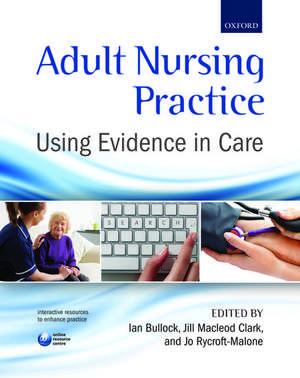 Adult Nursing Practice