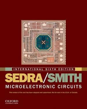 Microelectronic Circuits de Adel S. Sedra
