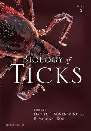 Biology of Ticks Volume 2