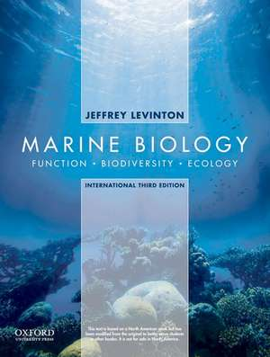 Marine Biology: International Edition