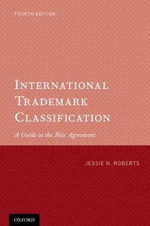 International Trademark Classification