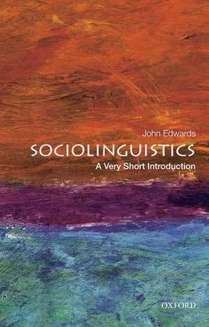 Sociolinguistics: A Very Short Introduction imagine