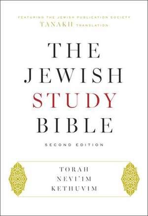 The Jewish Study Bible de Adele Berlin