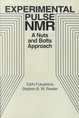 Experimental Pulse NMR