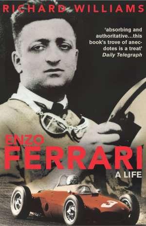 Enzo Ferrari imagine