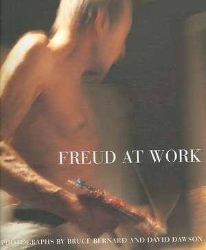 Freud, L: Freud At Work imagine