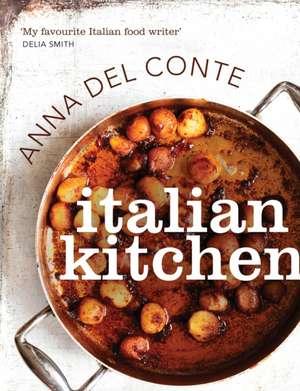 Italian Kitchen de Anna Del Conte