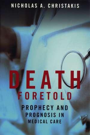 Death Foretold imagine