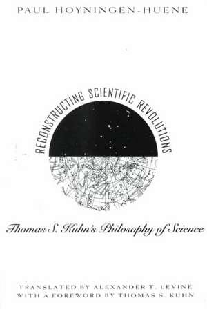 Reconstructing Scientific Revolutions imagine