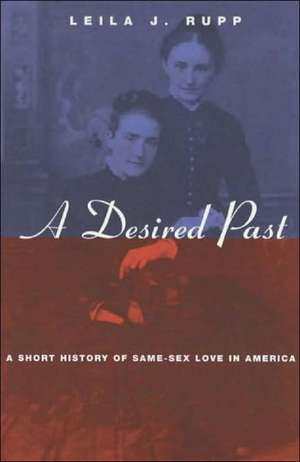 A Desired Past imagine