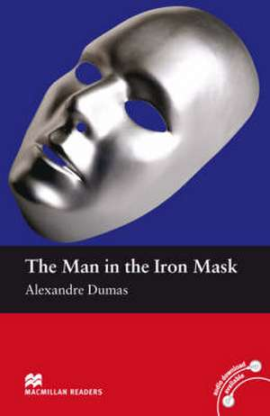 Macmillan Readers Man in the Iron Mask The Beginner without CD de John Escott