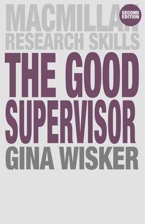 The Good Supervisor imagine