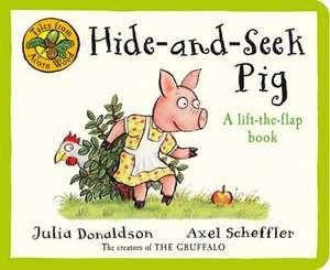 Tales from Acorn Wood: Hide & Seek Pig