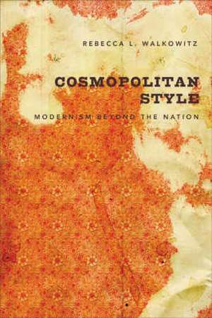 Cosmopolitan Style – Modernism Beyond the Nation