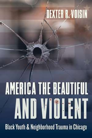 America the Beautiful and Violent – Black Youth and Neighborhood Trauma in Chicago de Dexter Voisin