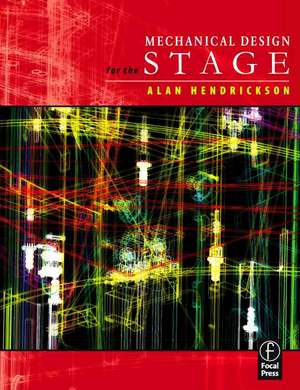 Mechanical Design for the Stage imagine