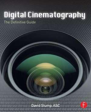 Digital Cinematography imagine