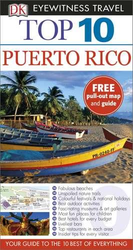 Top 10 Puerto Rico de DK Eyewitness