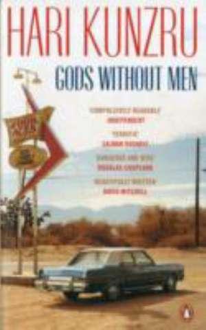 Gods Without Men de Hari Kunzru