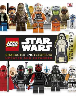 LEGO® Star Wars™ Character Encyclopedia Updated and Expand