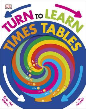 Turn to Learn Times Tables imagine