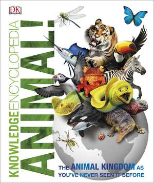 Knowledge Encyclopedia Animal!